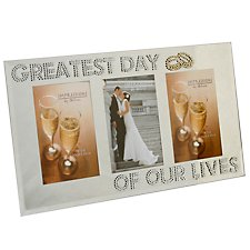 Greatest Day of Our Lives Photo Frame