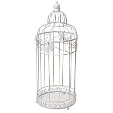 Wings of Love Birdcage Post Box