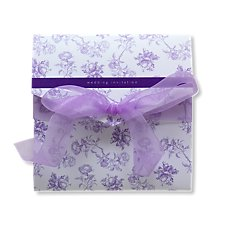 bella purple day invitation