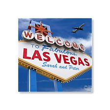 Welcome to Las Vegas Evening Invitation