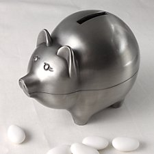 Piggy Money Box (Personalised)