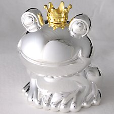 Frog Money Box (Personalised)