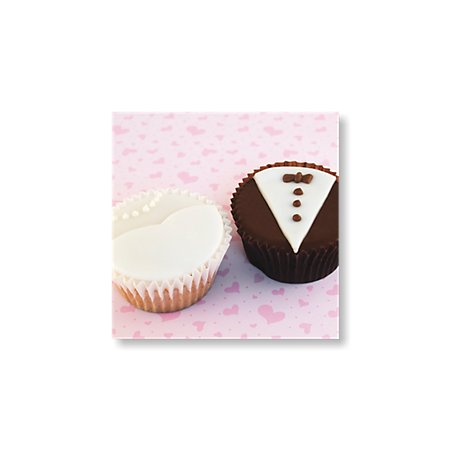 Cupcakes Save the Date Cards