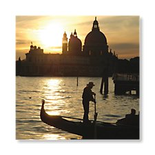 Venice by Sunset Day Invitation
