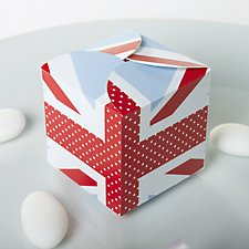 Cool Britannia Favour Boxes