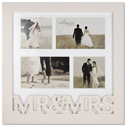 Frame Collage Kit mr Mrs Collage Photo Frame
