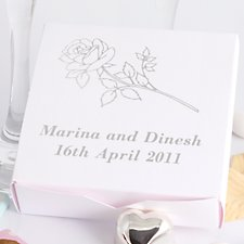 Square Cake Boxes (Personalised)