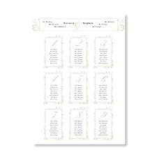 jasper sage a3 table plan