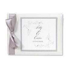 Emily Guest Book (Personalised)