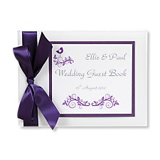 Ever After Guest Book (Personalised)