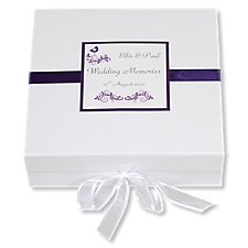 Ever After Memory Box (Personalised)