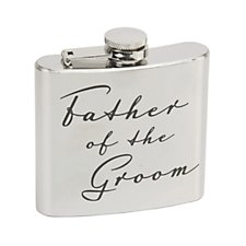 Father of the Groom 5oz Hip Flask