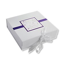 Flutterby Memory Box (Personalised)