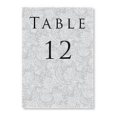 Graceful Table Card
