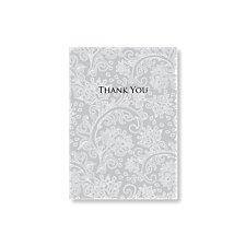 Graceful Thank You Card