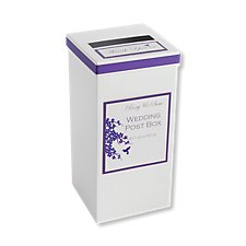 Hummingbird Post Box (Personalised)