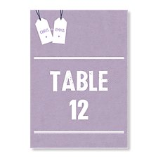 Knot Table Card