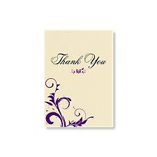 Liria Thank You Card
