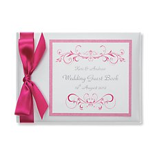 Lucy Guest Book (Personalised)