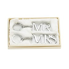 Mr & Mrs Keyrings