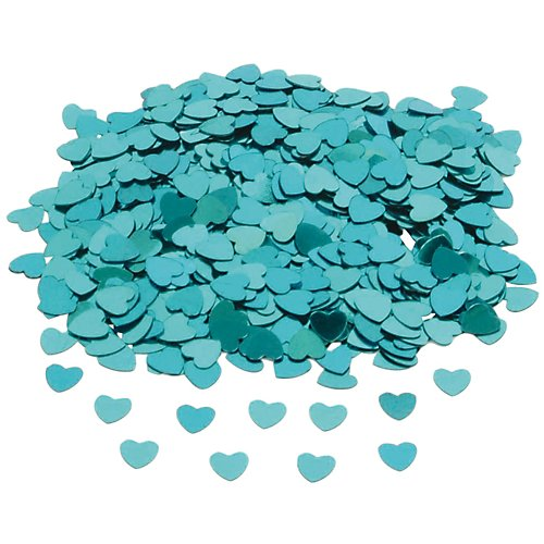 Hearts Table Confetti